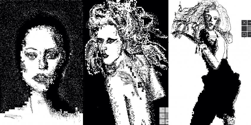 Lady Gaga par Zilmari